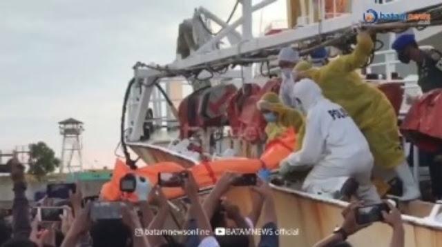 Kapal China Ketahuan Sembunyikan Jenazah ABK RI di Dalam Pendingin