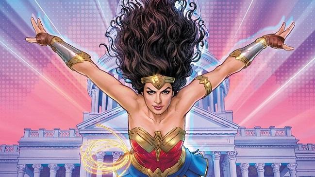 Mulher-Maravilha 1984/DC Comics/Reprodução