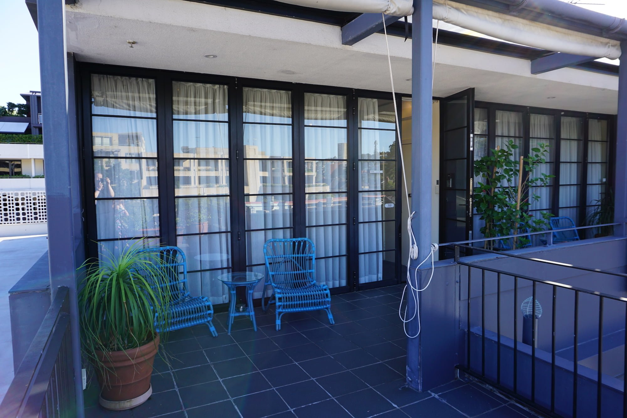 accommodation in Double Bay