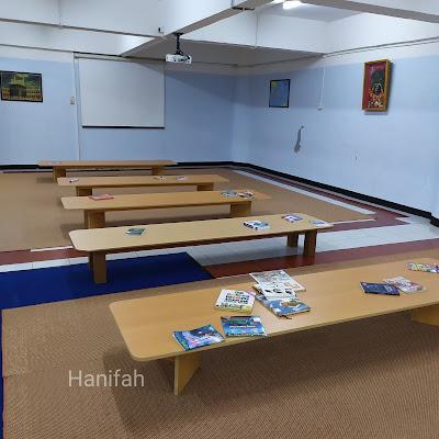 Tempat Membaca Ruang Anak Masjid Agung Surabaya