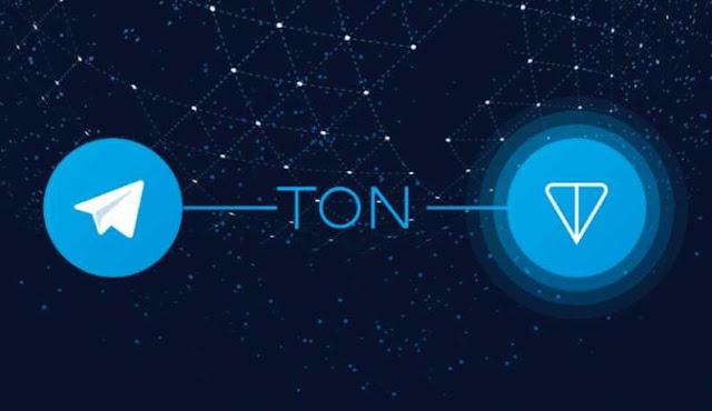 Media Sosial Telegram Berbasis Blockchain