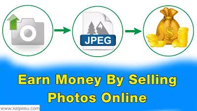 Online photos sell karke rupaye kamane ki jankari