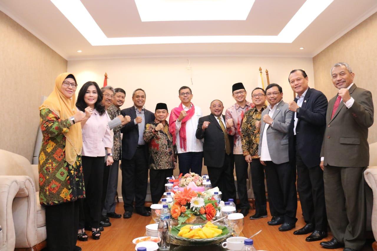 PKS dan Demokrat Resmi Ajukan Hak Angket Jiwasraya ke Pimpinan DPR