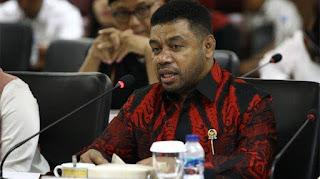 Menteri Investasi Ikut Campur Masalah Batas Wilayah Fakfak - Bintuni, Anggota DPD RI: Jangan salah masuk kamar