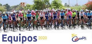 Tour Colombia 2020 de ciclismo