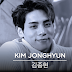 Nota sobre Jonghyun do SHINee