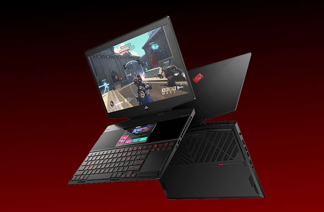HP launched the world's first dual-screen gaming laptop and in India