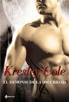 Los Inmortales De La Oscuridad IX: El Demonio De La Oscuridad, de Kresley Cole