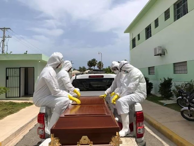La Filial del SNTP en Pedernales lamenta la Perdida de uno de sus miembros afectado por COVID 19