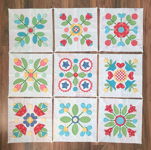 Simple Shapes Series Blocks Free Tutorial