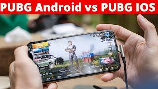 PUBG Mobile iOS vs Android Graphics & Gameplay Comparison