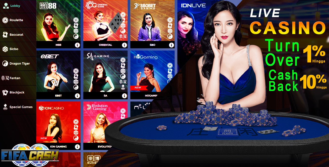 Live Dealer Casino Online