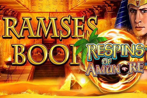Main Gratis Slot Demo Ramses Book RoAR (Gamomat)