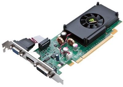 Nvidia GeForce G210ドライバーダウンロード