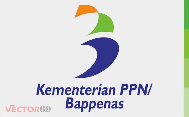 Logo Kementerian Perencanaan Pembangunan Nasional (PPN)/ Bappenas Indonesia - Download Vector File CDR (CorelDraw)