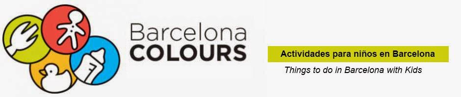 www.barcelonacolours.com,¡Imprescindible con niños!