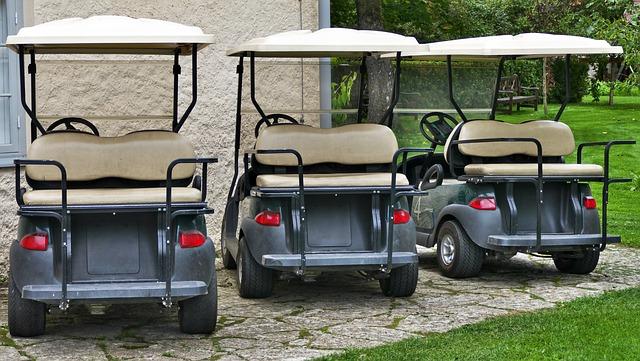 Service Mobil Golf Terdekat