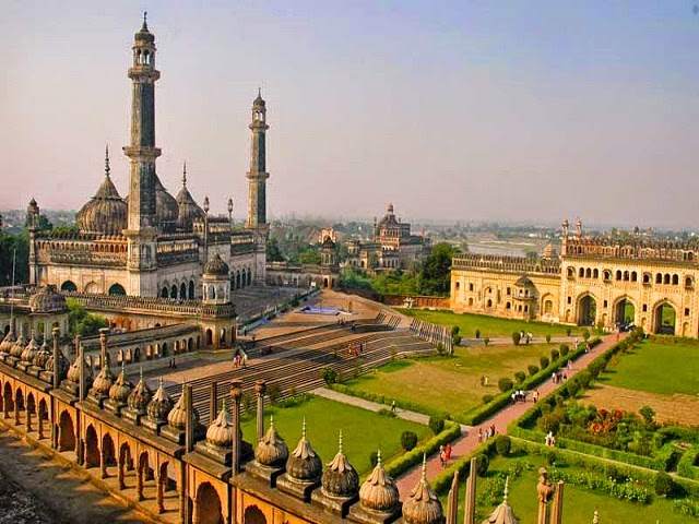 Bara Imambara Lucknow Experience the nawabi culture and heritage