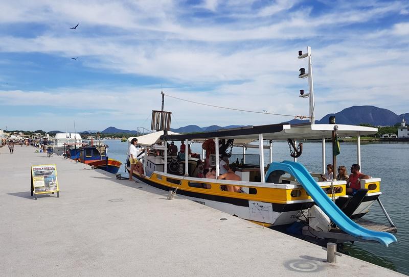 O melhor passeio de Escuna em Guarapari