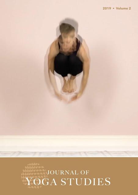 Journal of Yoga Studies | Volume 2 • 2019