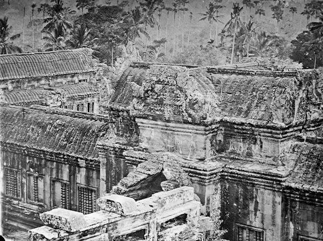 Las primeras fotografías de Angkor Wat