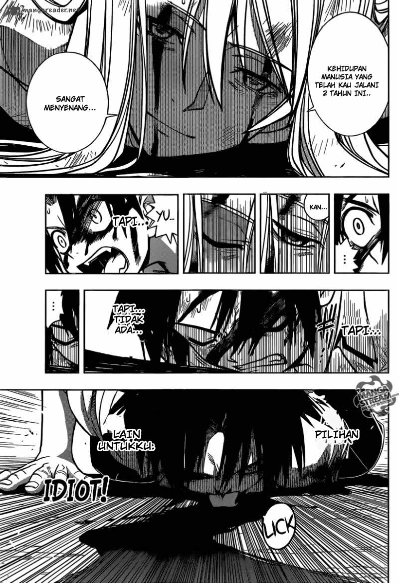 Baca Manga UQ Holder! Chapter 1 Bahasa Indonesia
