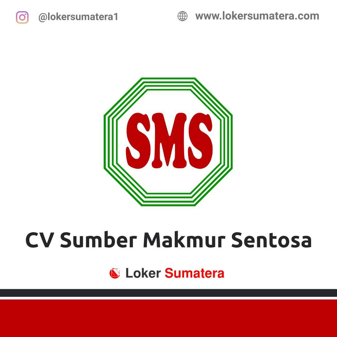 Lowongan Kerja Lampung: CV Sumber Makmur Sentosa Desember 2020