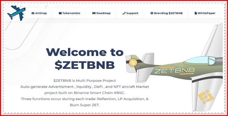 Мошеннический сайт zetbnb.finance – Отзывы, развод, платит или лохотрон? Мошенники