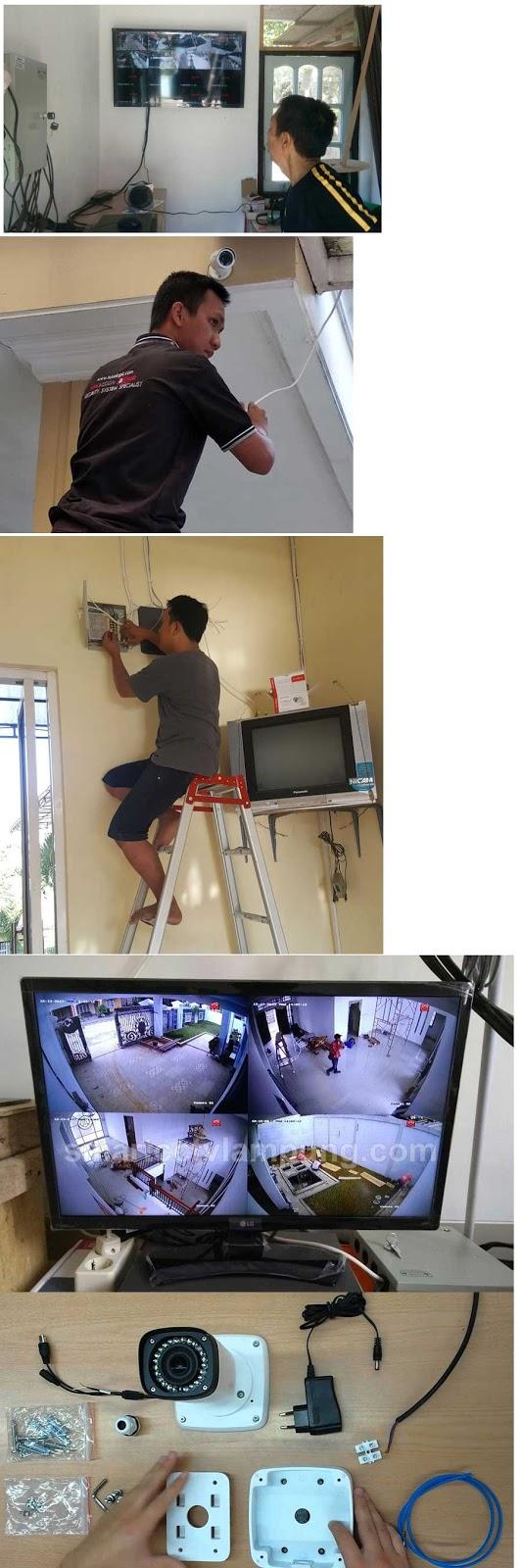 instal cctv