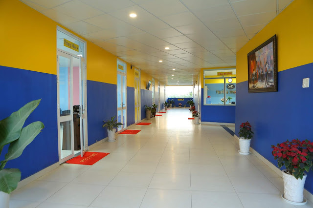 Trường nhạc SMS cơ sở 3