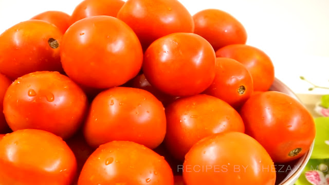 tomatoes Sauce Recipe indian style