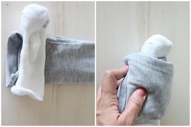 DIY Babymuffin Geschenk zur Geburt statt Windeltorte Anleitung Schritt fuer Schritt 3