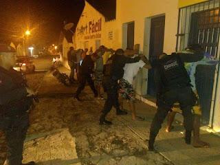 4º BPM realiza operações policiais em Guarabira, Alagoa Grande e Juarez Távora