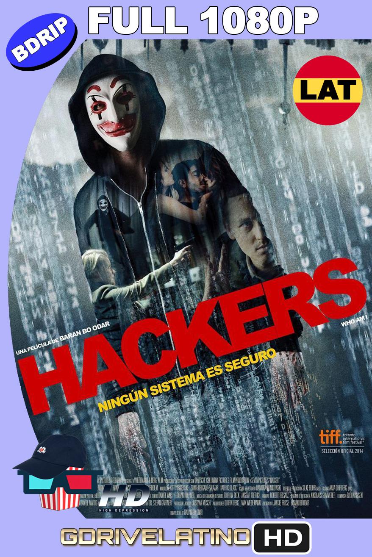Hackers : Ningun Sistema es Seguro (2014) BDRip 1080p Latino-Aleman MKV