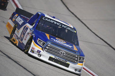 Derek Kraus: 2021 NCWTS At Atlanta: Race Review