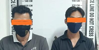 Diduga Pengedar Ekstasi, Dua Pria Diringkus Satres Narkoba Polres Siantar Dari Hotel Studio 21