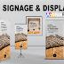 Cetak Signage dan Display