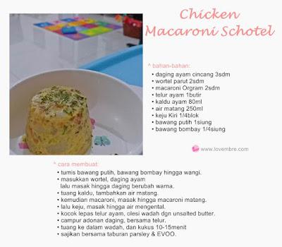 Chicken-Macaroni-Schotel