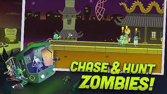 Zombie Catchers Apk Mod Hack Unlimited