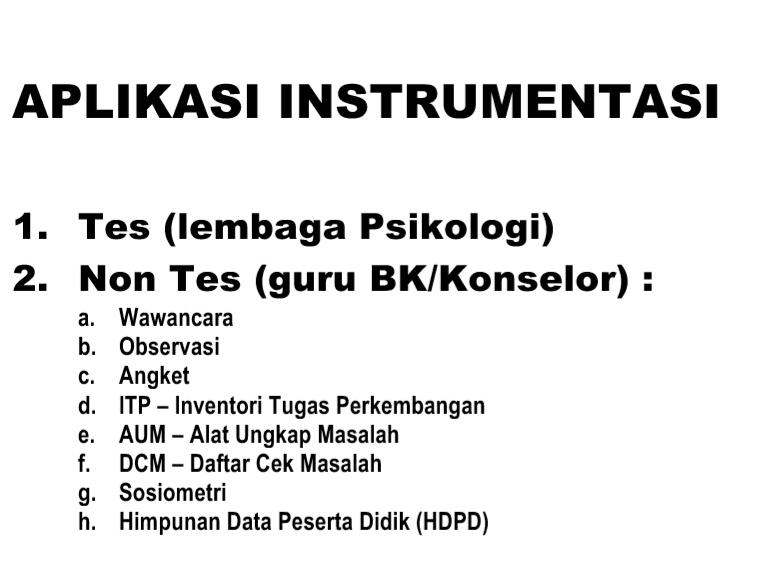 Download Aplikasi Instrument Bk Di Sekolah Diens Blog