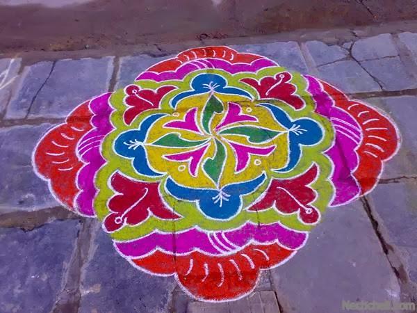 latest sankranti muggulu 2014pongal rangoli designs