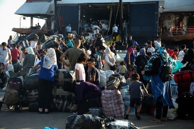 Σπίτια για αιτούντες άσυλο αναζητά το υπουργείο Προστασίας του Πολίτη