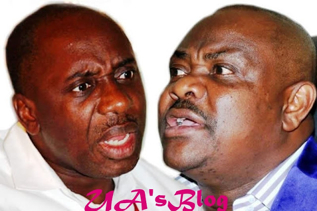 About Turn: Vote Aac In Rivers Election And Out Rig Wike, Amaechi Tells Supporters