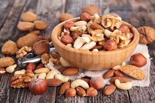 Fat Burning Food- Nuts