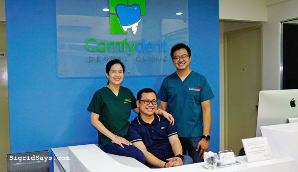 Bacolod dentists for kids - Bacolod dental clinic - Bacolod blogger - Dr. Dianne Margaret Lim-Militante - Dr. Eltton Lim - Dr. Gelo Militante - sisters - Comfydent Dental - Bacolod City - Bacolod dentist for kids - oral surgery in bacolod - Bacolod dental surgeon - Bacolod general dentistry