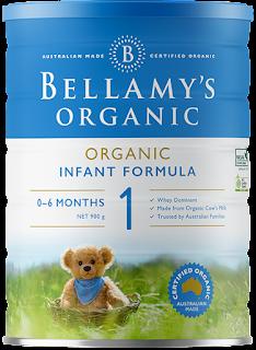 Best Organic Baby Formula Singapore