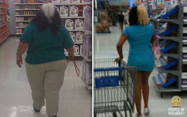 Undisputed Nonsense People Of Walmart