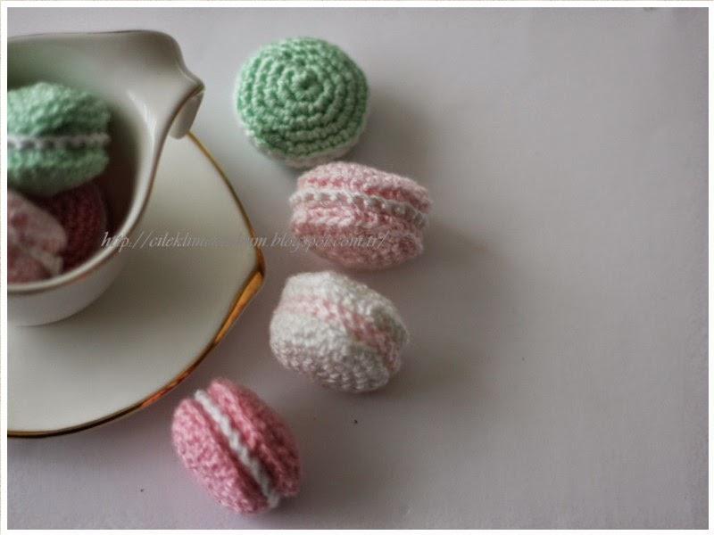 tığ işi, crochet, elişi, handmade, diy, kendinyap, DIY, macaron, tutorial, crochet tutorial, tığişi macaron yapımı, örgü, el yapımı, pastel, pastel colors, pastel renkler, fotoğraf, pembe, mint, beyaz,amigurumi, amigurumi macarons