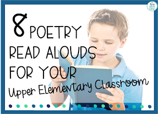 poetry read alouds upper elementary