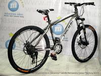 Sepeda Gunung Pacific 6.0 Rangka Aloi 21 Speed Shimano EZ-Fire 26 Inci